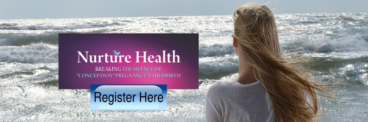 Nurture Health Register Banner